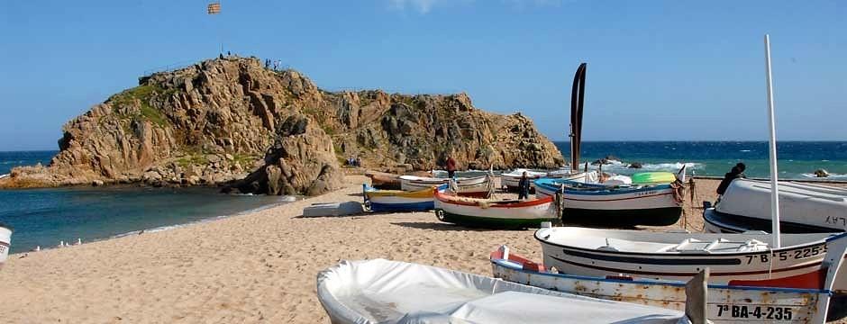 Blanes, el portal de la Costa Brava. Alquilar Barco Blanes, Lloret ó Tossa de Mar.